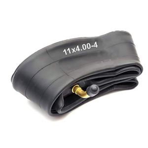 Tondeuse à gazon tube intérieur 10,2 cm Taille 11×10,2 cm ou 3,50/4,00-4 ou 4,10/3,50-4 Vanne coudée coudée pour tondeuse à gazon