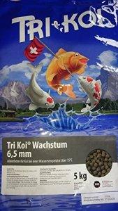 Tri Koi Croissance–de qualité koifutter–6,5mm