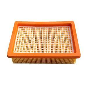 AM Filtre Pour Kärcher MV4 MV5 MV6 WD4 WD5 WD6 Accessoire pour Aspirateur Remplace 2.863-005.0