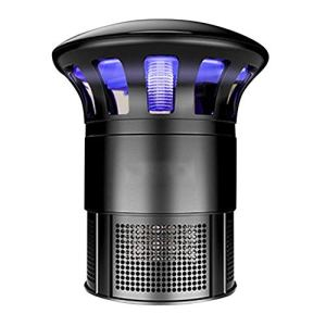 Mosquito Killers Huangwei7210 Lampe anti-insectes avec contrôle optique USB 5 W Noir noir