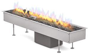 Planika Gas Line Outdoor GaLiO Automatic [Brûleur de gaz Automatique pour l'extérieur ] : Bouteille de gaz (Propane, Butane) avec télécommande – avec Module WLAN