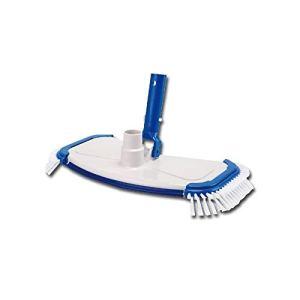 Productos QP 500335C–Balai de piscine en forme de papillon, brosses latérales