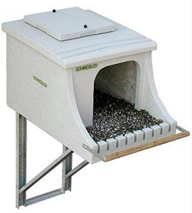 Protection de la nature Produit faucon pèlerin Boîte sans équerre