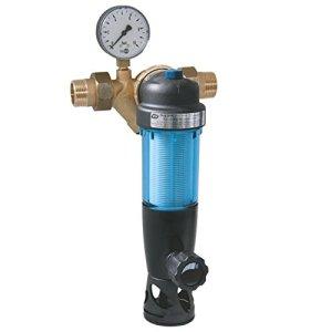 SYR Filtre à contre-courant avec réducteur de pression 1 inch