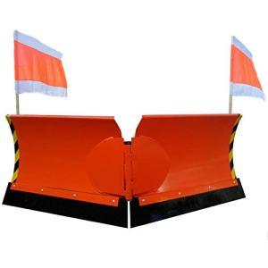 Vario Gabelstapler Enregistrement hydraulique – Accessoires de services d'hiver, orange