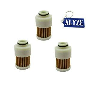 Xlyze 3pcs gaz filtre à carburant pour Mercury 75hp 90hp 115EFI 4temps Moteur hors-bord 881540Yamaha 68V-24563–00–00
