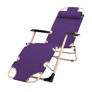 XNEQ Chaise Pliante multifonctionnelle de Plate-Forme, Lazy Lounger pour Sun Pause déjeuner, Balcon Jardin,3