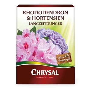 Chrysal Engrais Longue Durée Pour Rhododendron Et Hortensias – 900 Outil