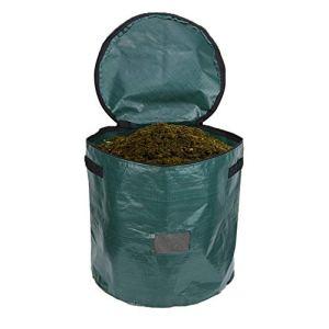 Cuttey Sac de guêpière en PE résistant à la corrosion Réutilisable pour plantes d'arbre pour le jardin de maison