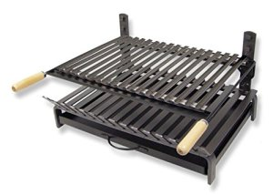 IMEX EL ZORRO 71406Barbecue avec Grille de Fer INOX 5000.0000