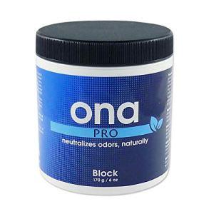 ONA Neutralizador de Olores PRO Block AntiOlores (175g)