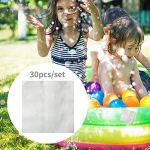 presentimer 30pcs réparation Patch Bande de Patchs Auto-adhésifs pour piscines gonflables