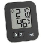 TFA-Dostmann Moxx Thermomètre Intérieur/Extérieur Digital