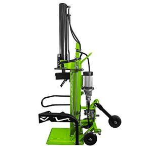 Zipper – Fendeuse à bûches professionnelle verticale 110 cm 30 tonnes – 400 V 5500 W – ZI-HS30EZ – Zipper
