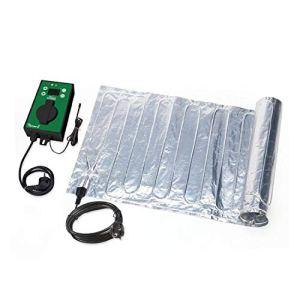 Bio Green HMTA 040-200 Sahara Tapis Chauffant 157 W