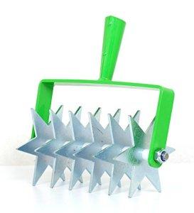 Cultivateur étoile Cultivateur krümler krümler Roll Houe 21cm de 6Star TMX