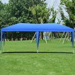 DOOP, 10 'x 20' EZ POP UP Tente pliante pour événement de mariage Gazebo OP3590