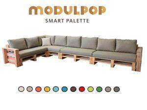 Modulpop Combinaison asymétrique 8 Places