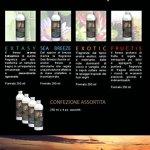 Parfum énergisantes Extasy concentrée 250ml–Parfum balsamique pour spa et jacuzzi.