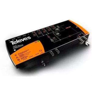 Televes-Amp dtkom matv 3e/1s f-fm-biii uhf