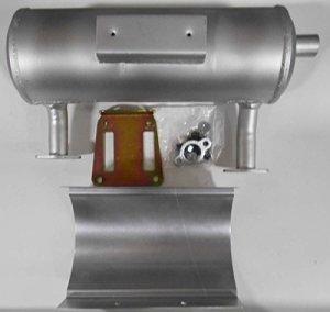 253t 2478612-S kit de silencieux. Compatible Ch18-ch25, Ch620–740, fabriqué par origine