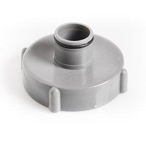 Adaptateur pour tuyau d'aspiration et aspirateur, compatible avec toutes les piscines Intex