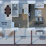 DAHIR INSAAT Le module Maison 2 x 4 100 m2