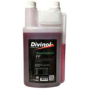 Divinol FF 1 x 1 litre d'huile de dosage 2 temps semi-synthétique 2T