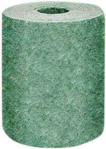 EU Papier d'engrais de Plantation de pelouse, Tapis de Graine d'herbe Papier d'engrais de Plantation de pelouse, Engrais biodégradable Plantation de pelouse de Jardin Croissant (0,2 m * 10 m)