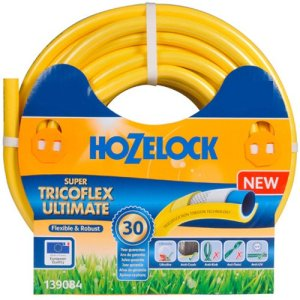 Hozelock Súper Tricoflex Ultimate Ø15mm 15m, Estándar, 50 x 40 x 30 cm
