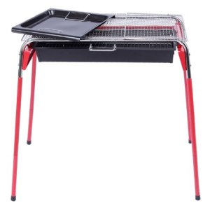 KingCamp Portable Grill Rouge