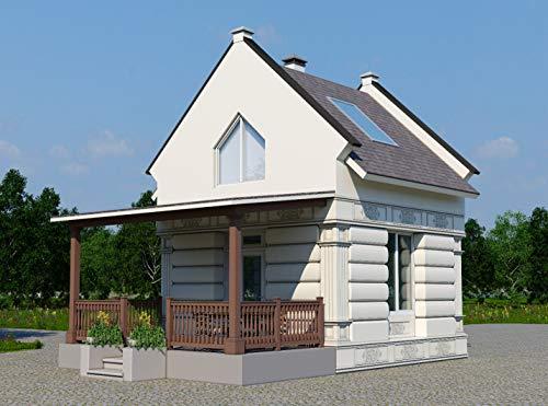 La maison chaleureuse et chaleureuse