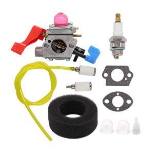 Ningye – Carburateur pour souffleur à gaz Craftsman 530071775 530071465 530071632