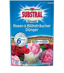 Substral Osmocote Roses & Blühsträucher Engrais – 750 Outil