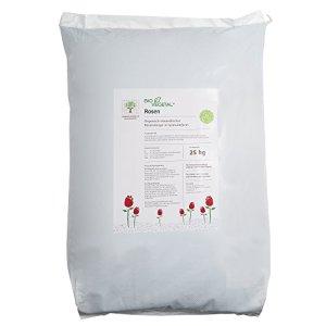 biovege Tal Rose Engrais avec guano et longue durée par naturel–Complexe d'humus