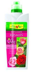 Flower 10827–Engrais liquide pour rosiers, 1000ml
