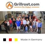Grillrost.COM – Grill à gaz Pizza Top – pour des Pizzas parfaites Directement du Grill à gaz