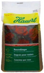 Hauert HBG Dünger 107320Engrais pour roses Granulés Sphero 20kg