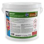 Höfer Chemie 2 x 5 kg (10 kg) 200g Galets de chlore lent pour piscine – chloration permanente de la piscine – HAUTEMENT EFFICACE contre les bactéries