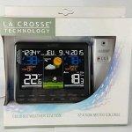 La Crosse Technology – WS6825 – Station météo colorée – Noir