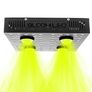 Lampe horticole LED X640 – 640W OSRAM + CREE – Booster de floraison – Vendu complet Plug & Play pour maximum 120cm x 120cm