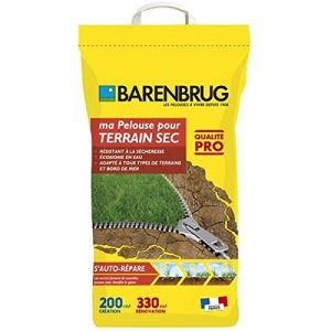 Ma Pelouse pour terrain sec – Barenbrug – 5 kg