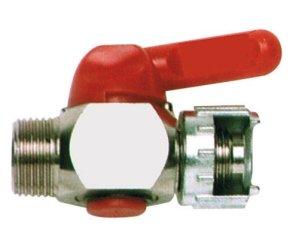 Mecafer 152084 Vanne 1/4 m 1/4 m