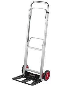 Meister 8985550 Diable – Aluminium – repliable 90 kg