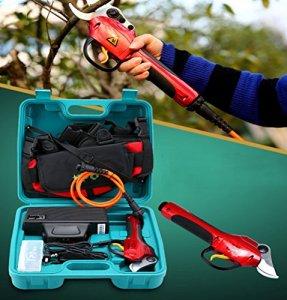 Nouveaux sécateurs et cisailles électriques d'élagage électrique de coupeur d'élagueur de l'arbre 220V à grande vitesse