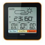Oregon Scientific RAR502 – Station météo confort multi-zone