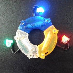 Rimfire – Système d'éclairage pour vélos