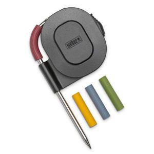 Weber Sonde à viande Igrill Pro, Noir, 3,2 x 10,8 x 5 cm