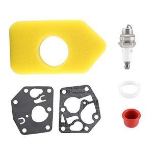 01 Filtre à Air d'accessoires de Jardin de Remplacement de diaphragme de carburateur, Joint de carburateur, pour Stratton