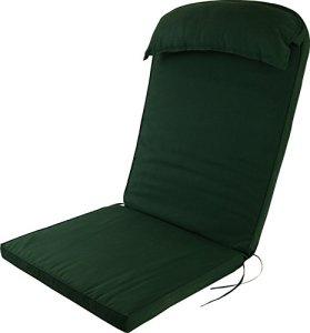 Adirondack Coussin pour chaises et fauteuils de jardin avec oreiller